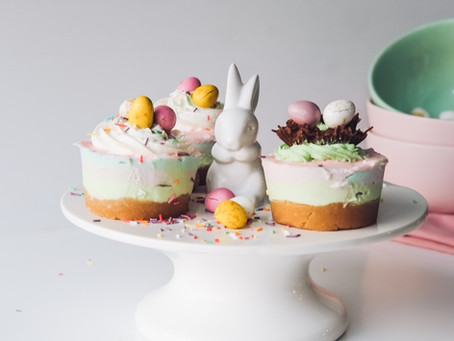 Easter Bake Sale & Competition