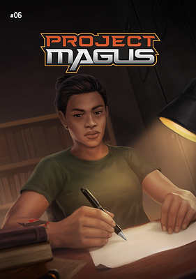Project Magus Issue #06 Digital Copy