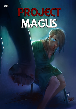 Project Magus Issue #03 Digital Copy