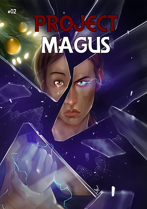Project Magus Issue #02 Physical Copy