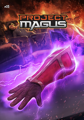 Project Magus Issue #05 Digital Copy