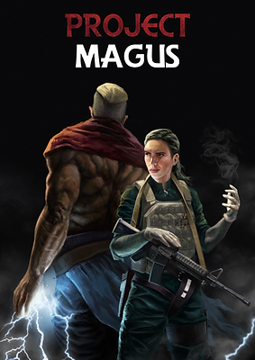Project Magus Issue #1 Combo Pack
