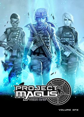 Project Magus : Volume 01 (Softcover Combo)