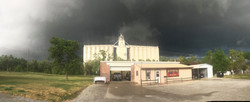 Storm Over the Shop