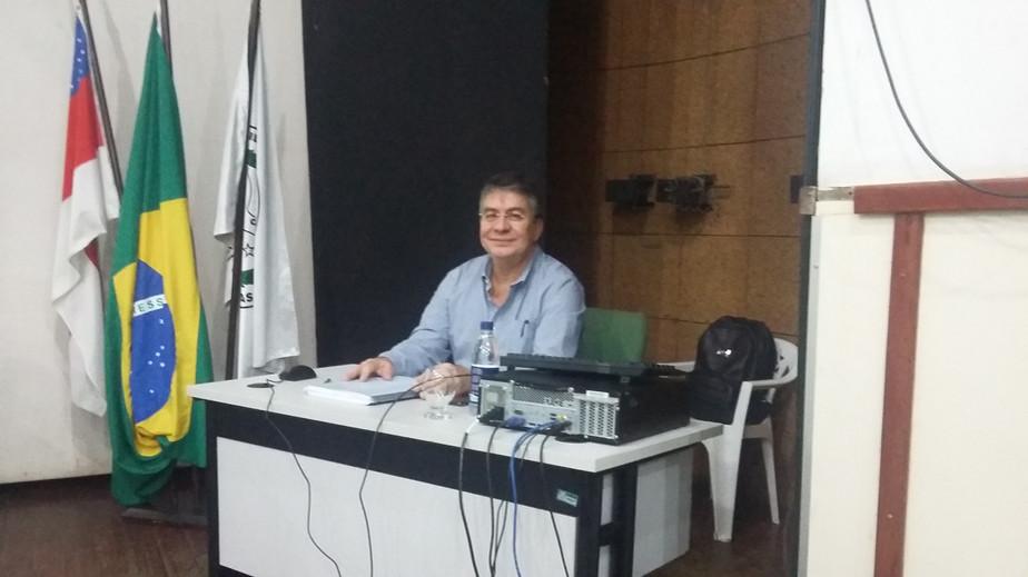 Memorial Descritivo do professor Sérgio Ivan Gil Braga