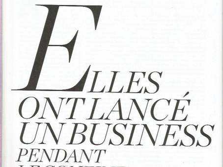 ElleMagazine - Elles ont lancé un business pendant le confinement