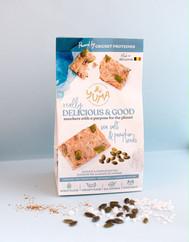 Crackers Fleur de Sel & Graines de Courge