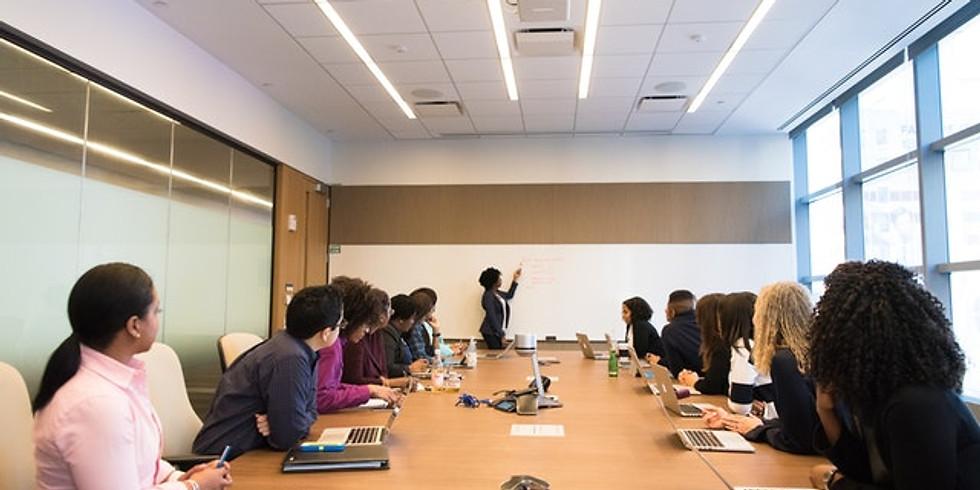 Monthly VentureLab Mentor Lunch [November 2021]