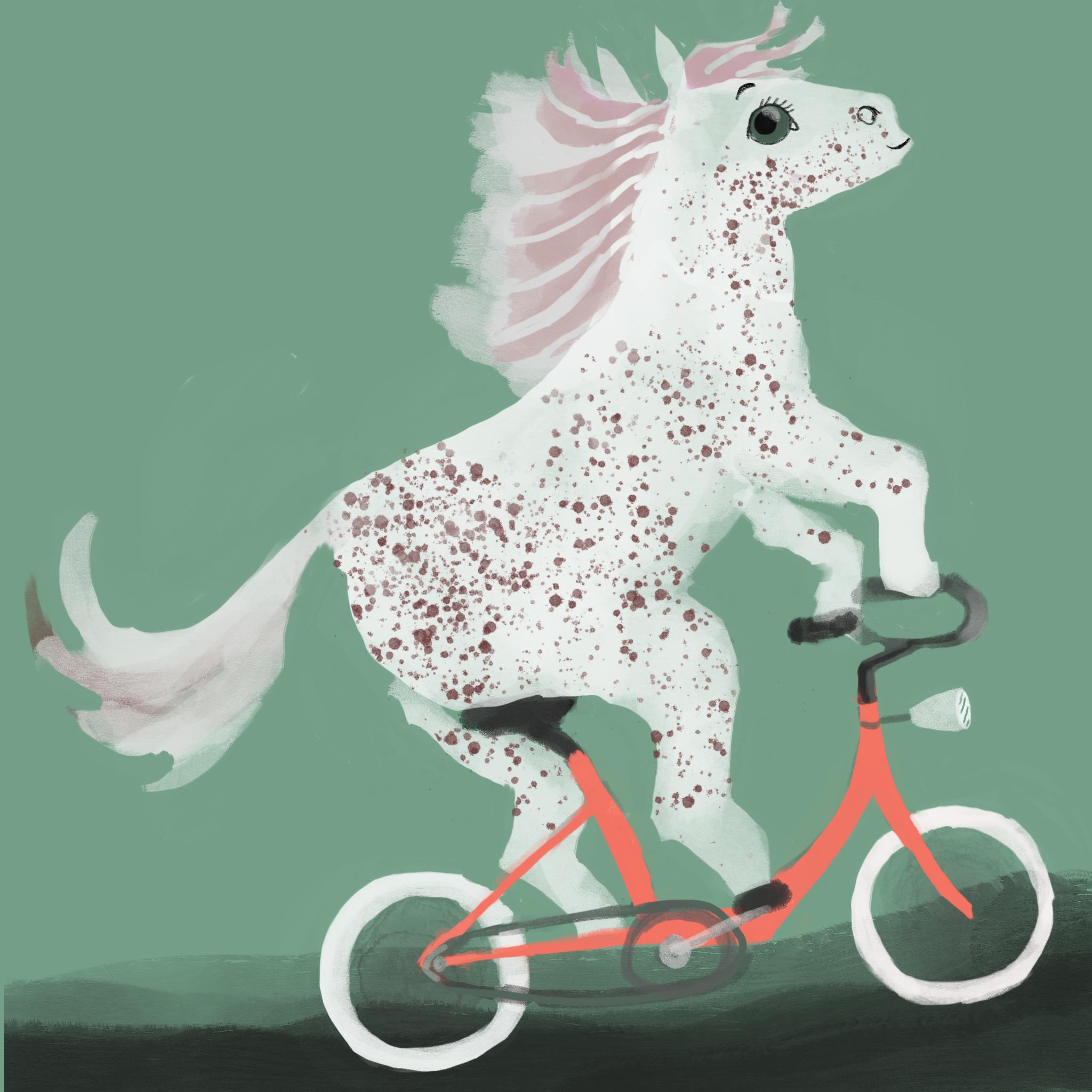 horseonabike1