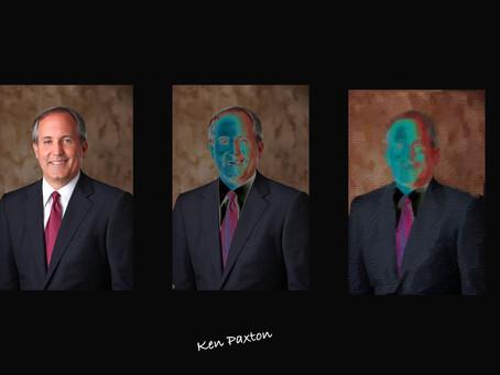 Ken Paxton: Raging Asshole