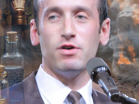 Stephen Miller And The Magical Mystery Electors