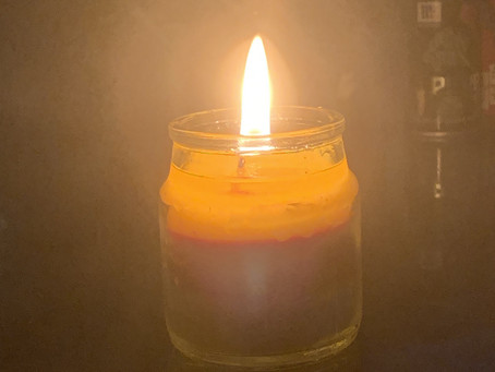 Better To Light A Single Candle…so long as it isn't one of mine
