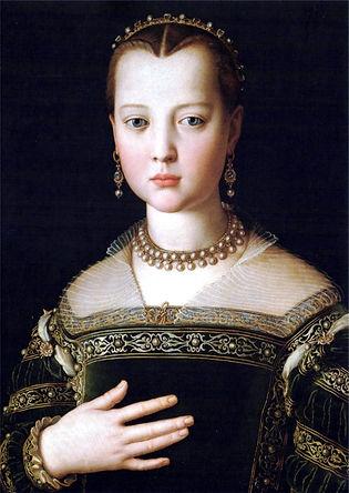 Agnolo_Bronzino_-_Maria_(di_Cosimo_I)_de
