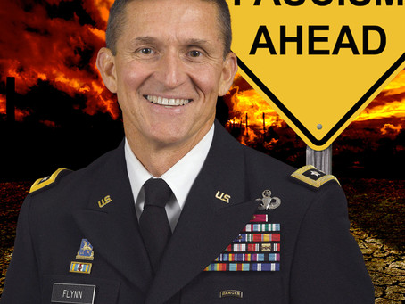 Crossing The Rubicon With General Flynn