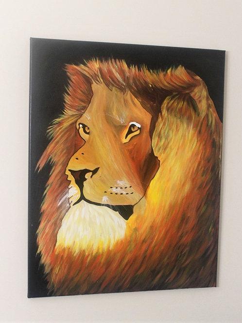 BLAZIN' LION