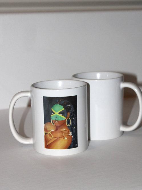 REPRESENTIN 876 11oz Mug