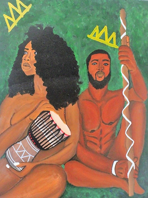 KINGDOM COUPLE