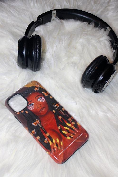 AFRICAN QUEEN IPHONE CASE