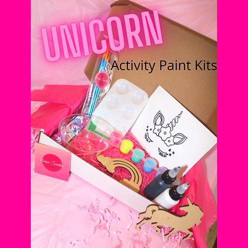 KIDS Unicorn Paint Kit