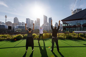 12. ICC Sydney_Tai Chi on Event Deck.jpg