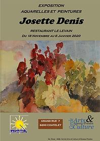 Affiche Levain Josette Denis.jpg