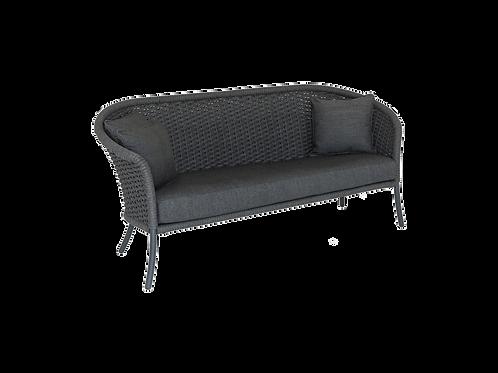 Cordial 3 Seater Sofa Grey Rope