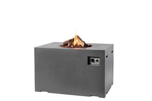 Rectangular Fire Pit Medium