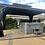 Thumbnail: Santos 10 x 14ft Permanent Galvanized  Roof  Gazebo