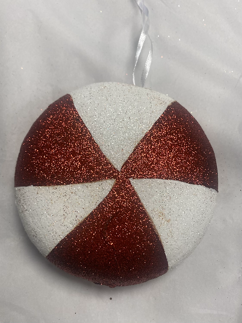 Small candycane disk