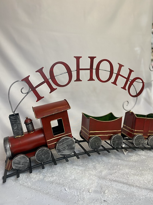HOHOHO Christmas train