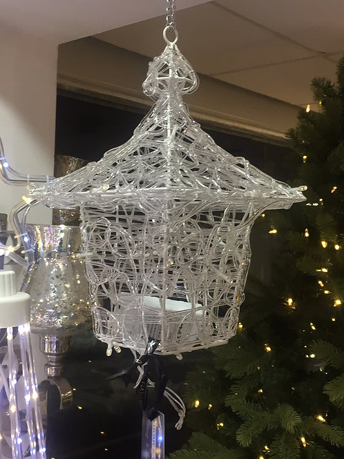 Acrylic Hanging Lantern