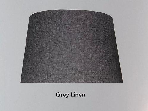 Grey Linen Shade