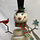 Thumbnail: Metal bouncy snowman