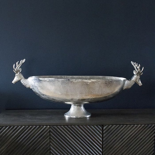 Large Stag Boat Bowl