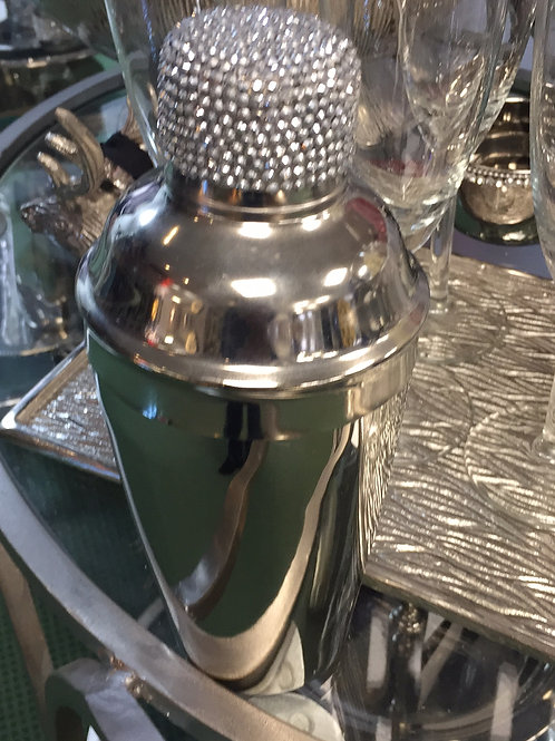 Crystal Cocktail Shaker