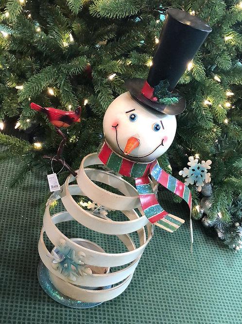 Bouncy Snowman