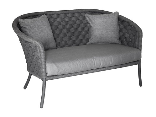 Cordial 2 Seater sofa wide rope