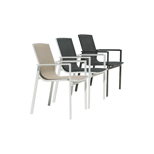 Madison Stacking Armchair