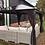 Thumbnail: 3x3.6 Knightsbridge Deluxe Polycarbonate Gazebo + Brown Curtains + Nets