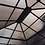 Thumbnail: Knightsbridge Polycarbonate  Roof Gazebo 3.6 x 4.3