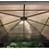 Thumbnail: All Seasons Grey 3x3 Permanent Gazebo