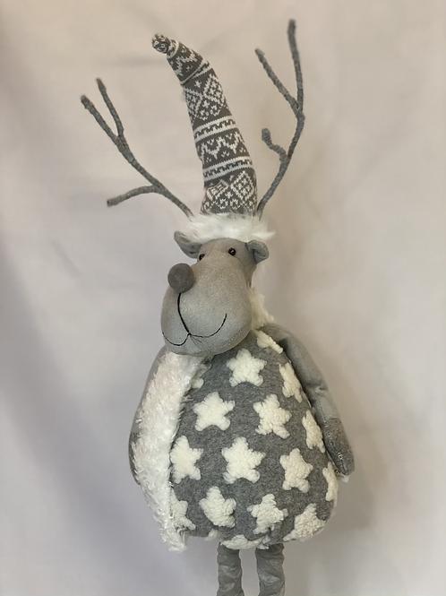 Medium height adjustable reindeer