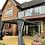 Thumbnail: Knightsbridge Deluxe 3x3.6 Polycarbonate Roof Gazebo + Curtains + Nets