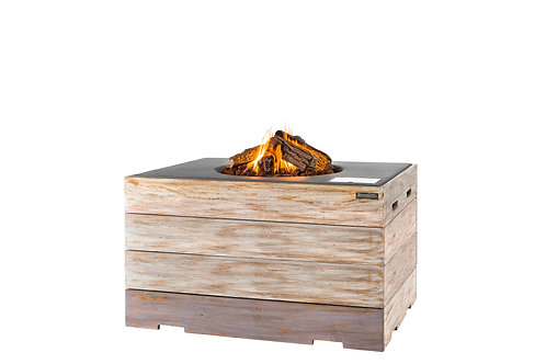 Lounge & Dining Rectangular Fire Pit