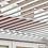 Thumbnail: Knightsbridge 3m x 6m Gazebo Louvered Shuttered Roof System