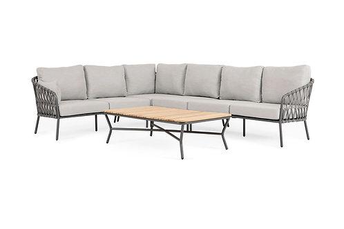 Nappa Lounge Set