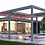 Thumbnail: Retractable Tilting Louvred Roof System Awning With Frame. (ENQUIRY)