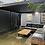 Thumbnail: Knightsbridge 3.6m x 3.6m Gazebo Louvered Shuttered Roof System