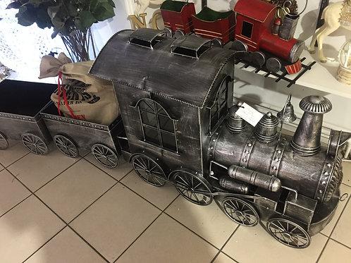 Large Polar Express Train with 2 Carts