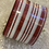 Thumbnail: Candycane stripe ribbon